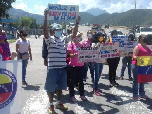Exigen construcción de un hospital oncológico en Puerto Cabello