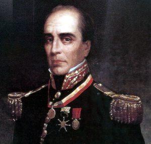 Hace 232 años nació el más leal de todos los leales a Simón Bolívar, el General Rafael Urdaneta