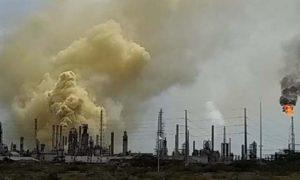 Posible fuga de material corrosivo genera alerta en refinería de Amuay en el Estado Falcon