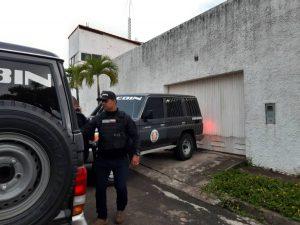 Sebin efectúa allanamientos a viviendas de miembros del «gobierno interino»