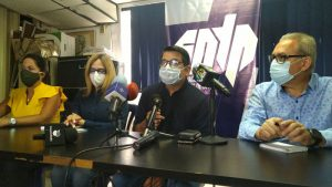 SNTP rechazó la detención de Roland Carreño