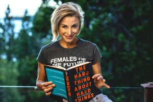 #DíadeInternet: Silvina Moschini, fundadora de startup «Unicornio», pide internet para todos