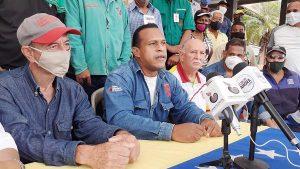 Trabajadores de Guayana plantean agenda de protestas