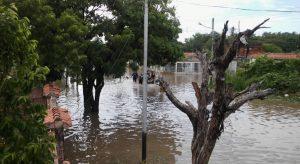 Fuertes lluvias provocaron nueva inundación en Aragua