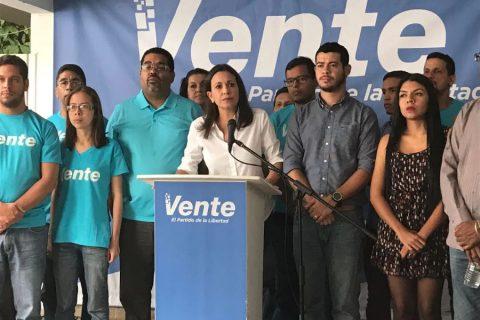 Vente Venezuela: «Régimen persiste en su política de criminalización de defensa de derechos»