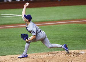 #MLB Buehler poncha a 10 y retoma la ventaja para los Dodgers
