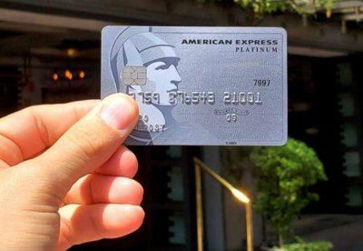 American Express gana 1.697 millones de dólares hasta septiembre, 67 % menos