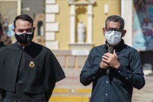 Basílica de Maracaibo juramenta a personal encargado de la Bioseguridad