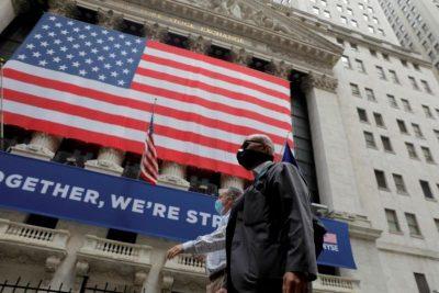 Wall Street rebota tras positivos datos económicos EEUU y resultados de tecnológicas