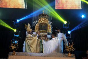 Devotos de la Virgen de Chiquinquirá podrán venerar a su patrona en un gran corredor de bioseguridad