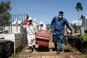 Venezuela llega a 780 muertos por la COVID-19