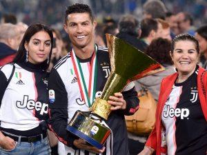 El emotivo mensaje de Georgina Rodríguez a Cristiano Ronaldo, luego de dar positivo al coronavirus