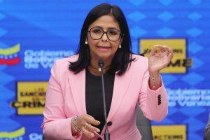 Venezuela denuncia ante Bachelet la persecución contra migrantes en Colombia