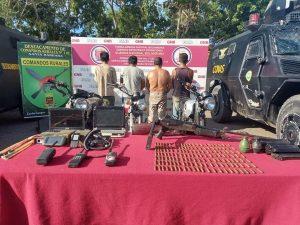 GNB Zulia y Conas desmantelan tras enfrentamiento Grupo Terrorista
