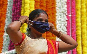 La India supera las 100.000 muertes por coronavirus