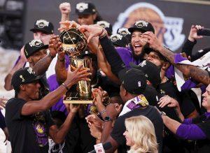 Lakers consiguen el decimoséptimo titulo de campeones de la NBA