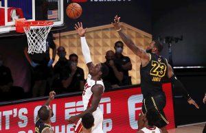 #NBA James y Davis vuelven a exhibirse y Lakers ya tienen ventaja de 2-0