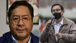 Citan a declarar al futuro presidente de Bolivia por caso contra Martín Vizcarra
