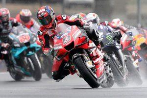 #MotoGP Primer triunfo de Petrucci y primer podio de Alex Márquez