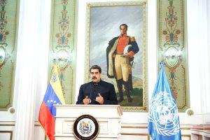 Venezuela reitera su llamado a la cooperación internacional