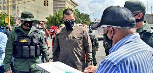 Gobierno del Zulia nombró a Francisco Urbina como Autoridad Única del mercado «Las Pulgas» y el Casco Central de Maracaibo