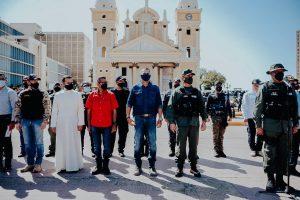 Omar Prieto encabezó el despliegue de la Operación Navidad Zulia Segura 2020