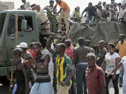 Caída de camión en río deja 16 muertos y 55 heridos en sur de Burundi