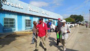 Plan de limpieza para reabrir el Mercado de Santa Rosalía comenzará este 26 de octubre