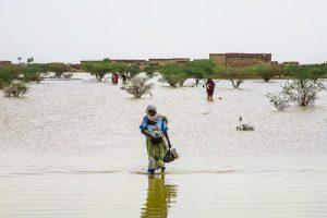 LA ONU alerta que agua contaminada amenaza a 10 millones de personas en Sudán