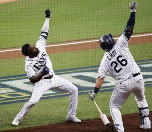 #MLB Arozarena y Morton ponen a los Rays en su segunda Serie Mundial