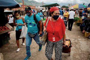 759 muertes por COVID-19 en Venezuela tras 221 días de pandemia