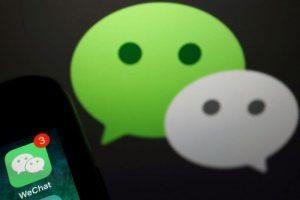 Una jueza de EEUU rechaza la orden del Gobierno de retirar la «app» china WeChat