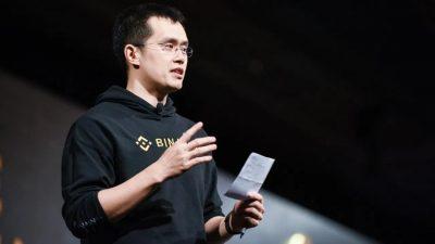 Bitcoin reemplazará inevitablemente $ 10,000,000,000,000 de oro según el CEO de Binance