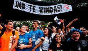 UC a los estudiantes universitarios: «Sus ideales y sus sueños matizan el camino del país hacia el futuro»