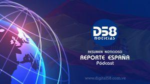 Reporte España 27.11.20 (Pódcast)