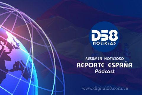 Reporte España 20.08.21 (Podcast)