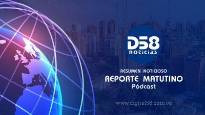 Reporte Matutino 16.04.21 (Pódcast)