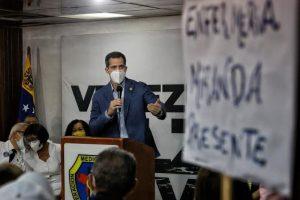 Guaidó: «La solución pasa por la unión, la organización y participación de todos»