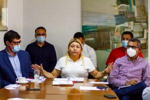 Alcaldía, Ministerio y Comerciantes de Maracaibo respaldan las exportaciones y producción nacional