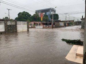 Precipitaciones causan nuevas inundaciones en Aragua y alarman a la población