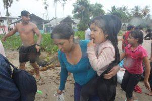 Los 16 niños venezolanos deportados están de vuelta en Trinidad y Tobago