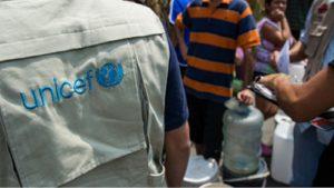 Unicef exige que la ayuda humanitaria no sea utilizada para fines políticos en Venezuela