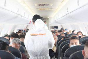 95 venezolanos retornaron este viernes desde Ecuador