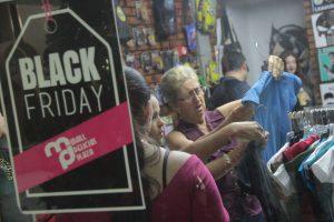 Mall Delicias Plaza celebrará  el «Black Friday» con descuentos de hasta un 50%