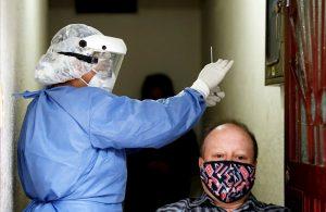 Colombia pasa de 1,3 millones de casos de la COVID-19 y llega a 36.584 muertes