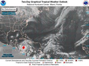 El huracán Iota deja incomunicada a la isla colombiana de Providencia