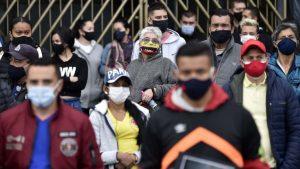 Antioquia y Bogotá superaron este jueves los 2.000 casos diarios de covid-19