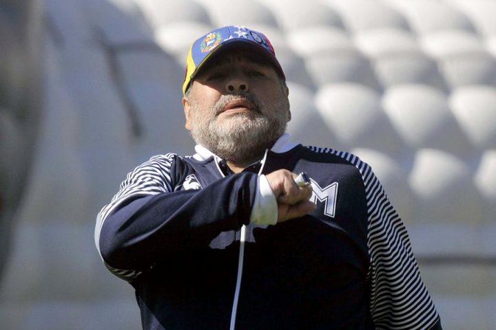 Venezuela rendirá homenaje a Maradona en todas las plazas públicas del país