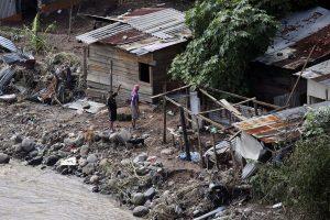 Se elevan a 38 las muertes que dejó la tormenta Eta a su paso por Honduras