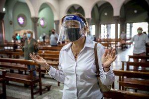 Reabren los templos en Venezuela luego de 32 semanas de cierre por la pandemia